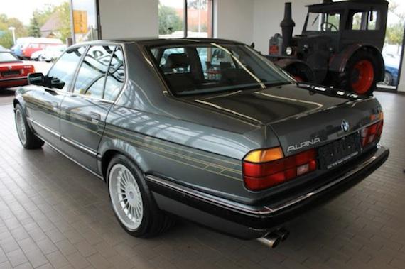 Alpina B11 E32 1987 - 1994 Sedan #2
