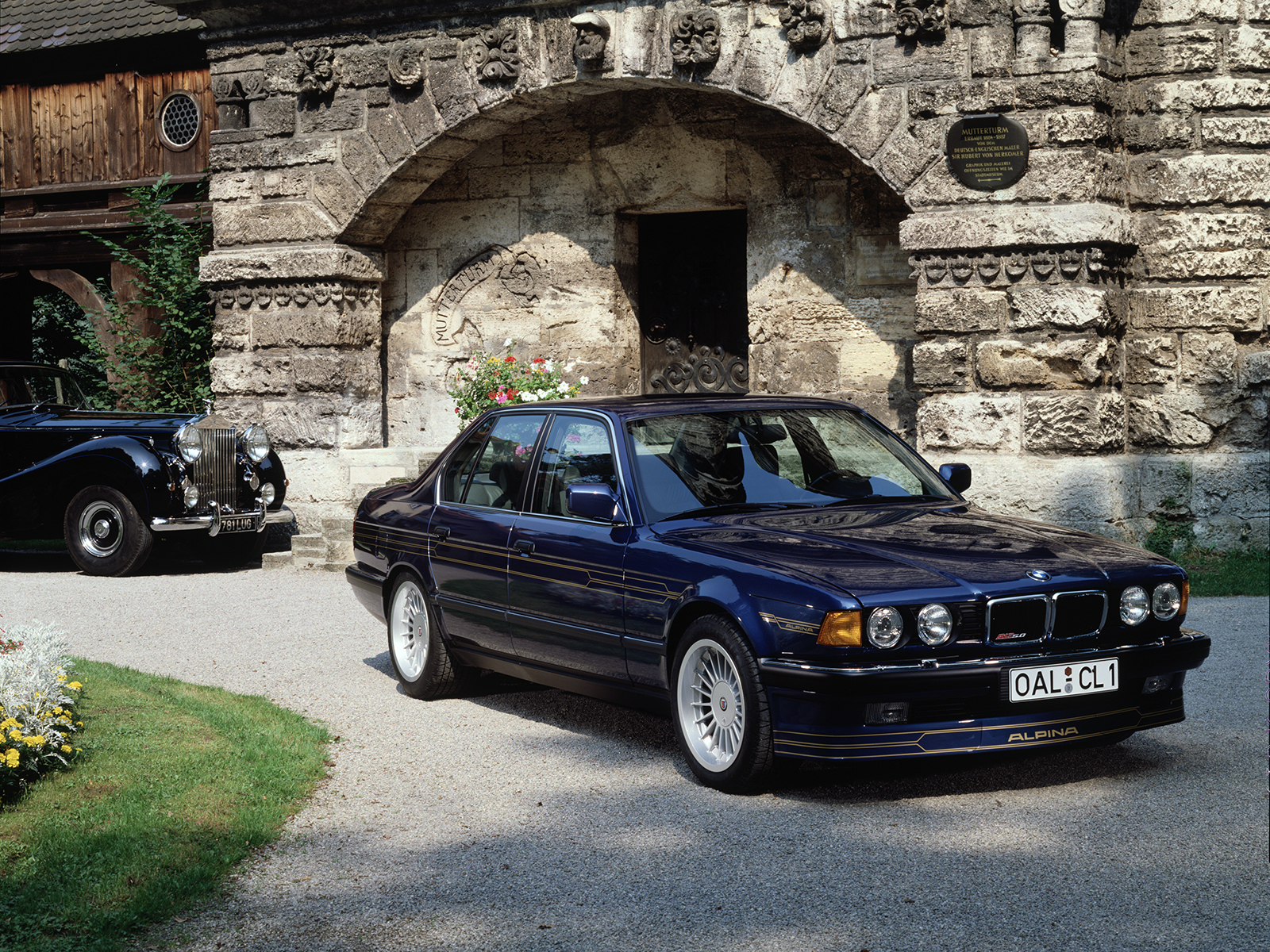 Alpina B11 E32 1987 - 1994 Sedan #4