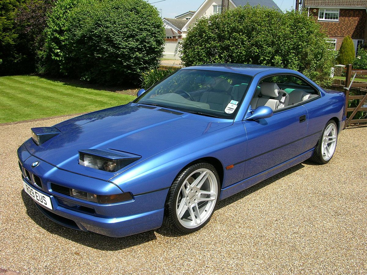 BMW 8 Series E31 1989 - 1999 Coupe-Hardtop #8