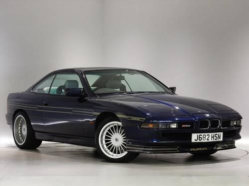 Alpina B12 E31 1990 - 1996 Coupe-Hardtop #3