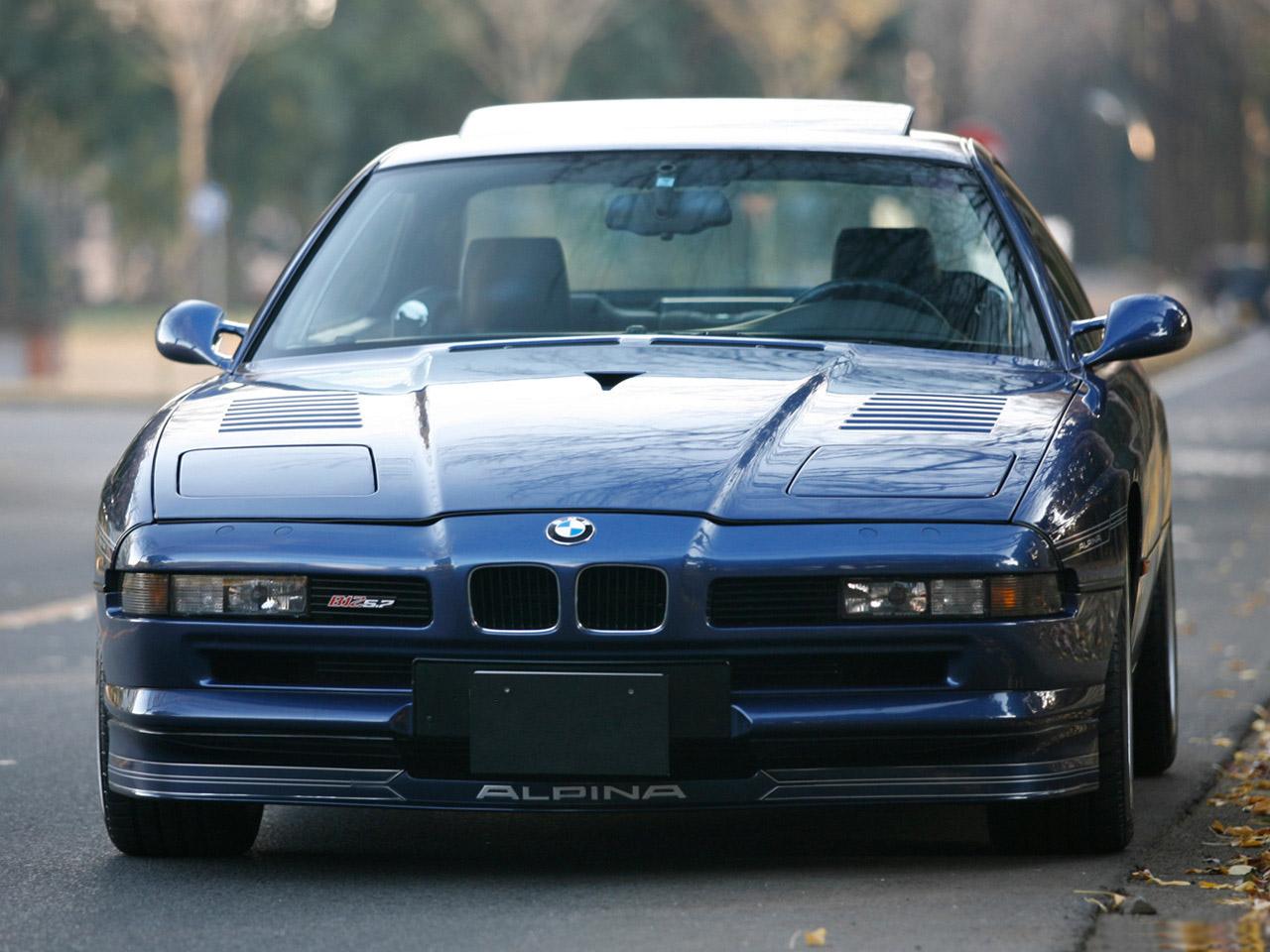 Alpina B12 E31 1990 - 1996 Coupe-Hardtop #4