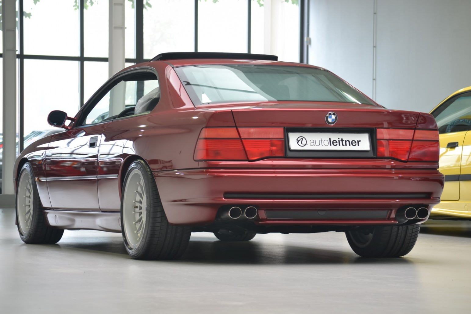 Alpina B12 E31 1990 - 1996 Coupe-Hardtop #6