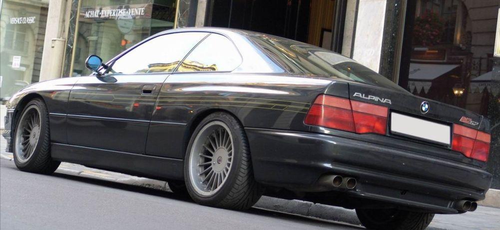 Alpina B12 E31 1990 - 1996 Coupe-Hardtop #8