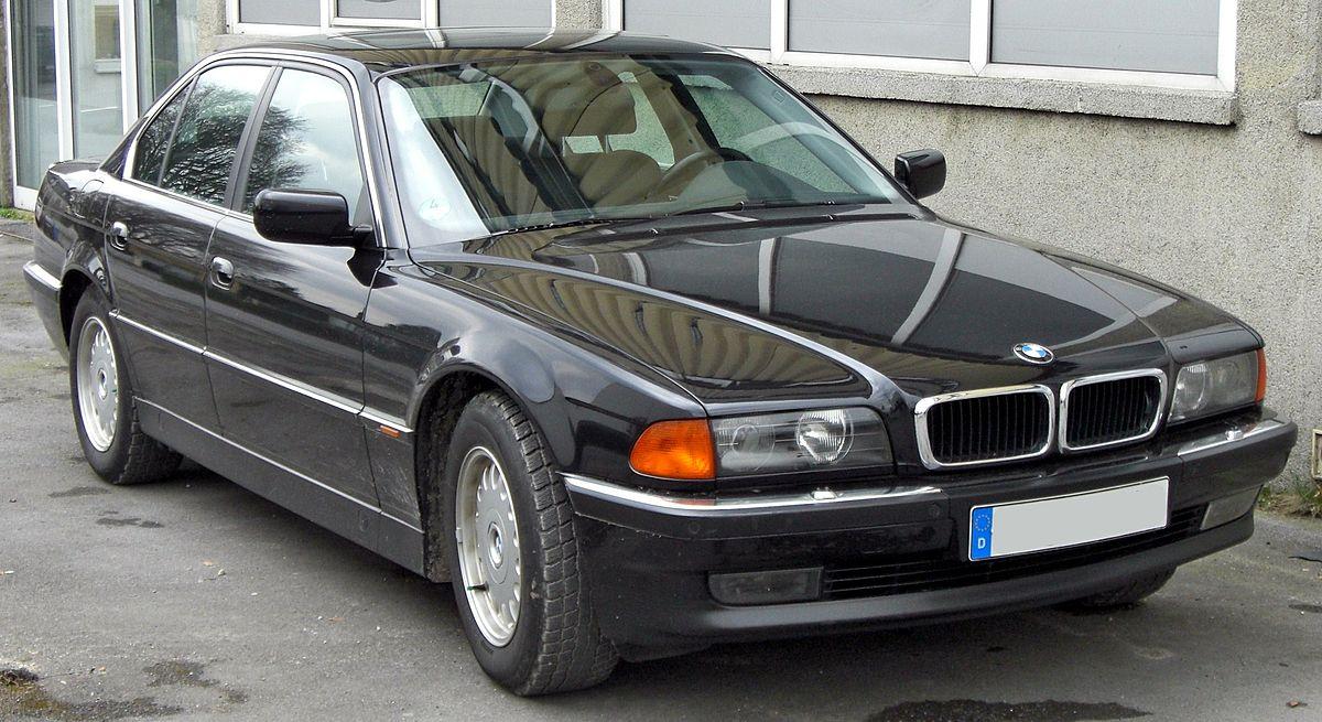 BMW 7 Series III (E38) 1994 - 1998 Sedan #8