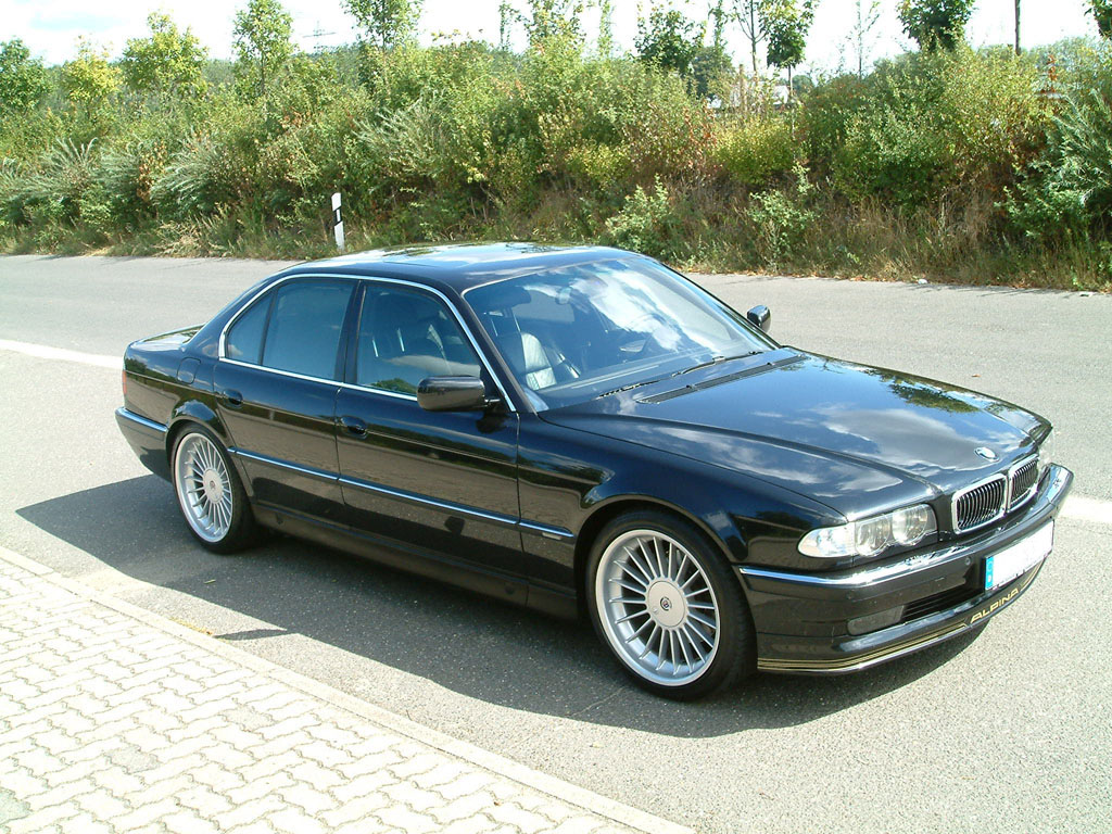 Alpina B12 E38 1995 2001 Sedan Outstanding Cars