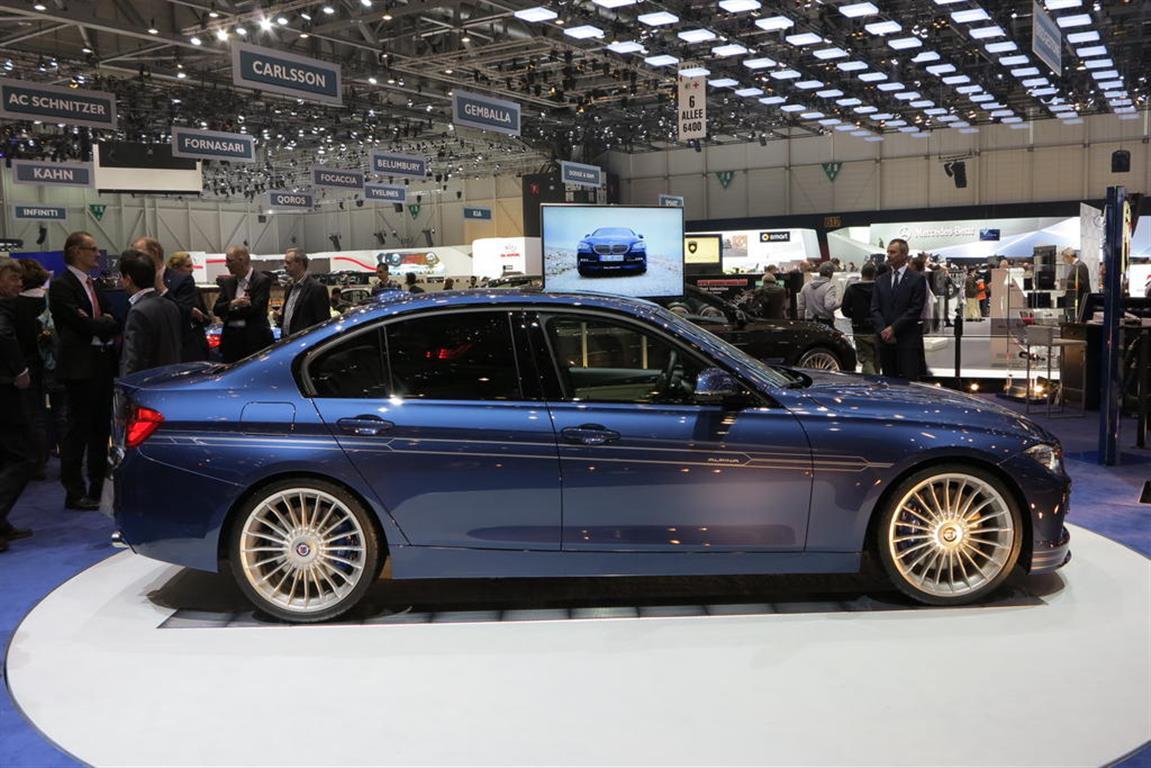 Alpina B3 F30 2013 - now Sedan #1