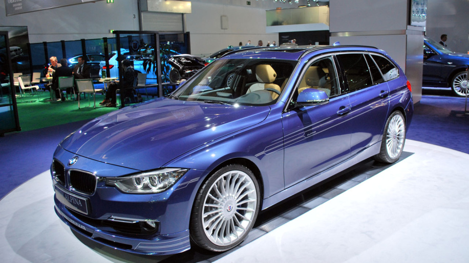 Alpina D3 F30 2013 - now Station wagon 5 door #1