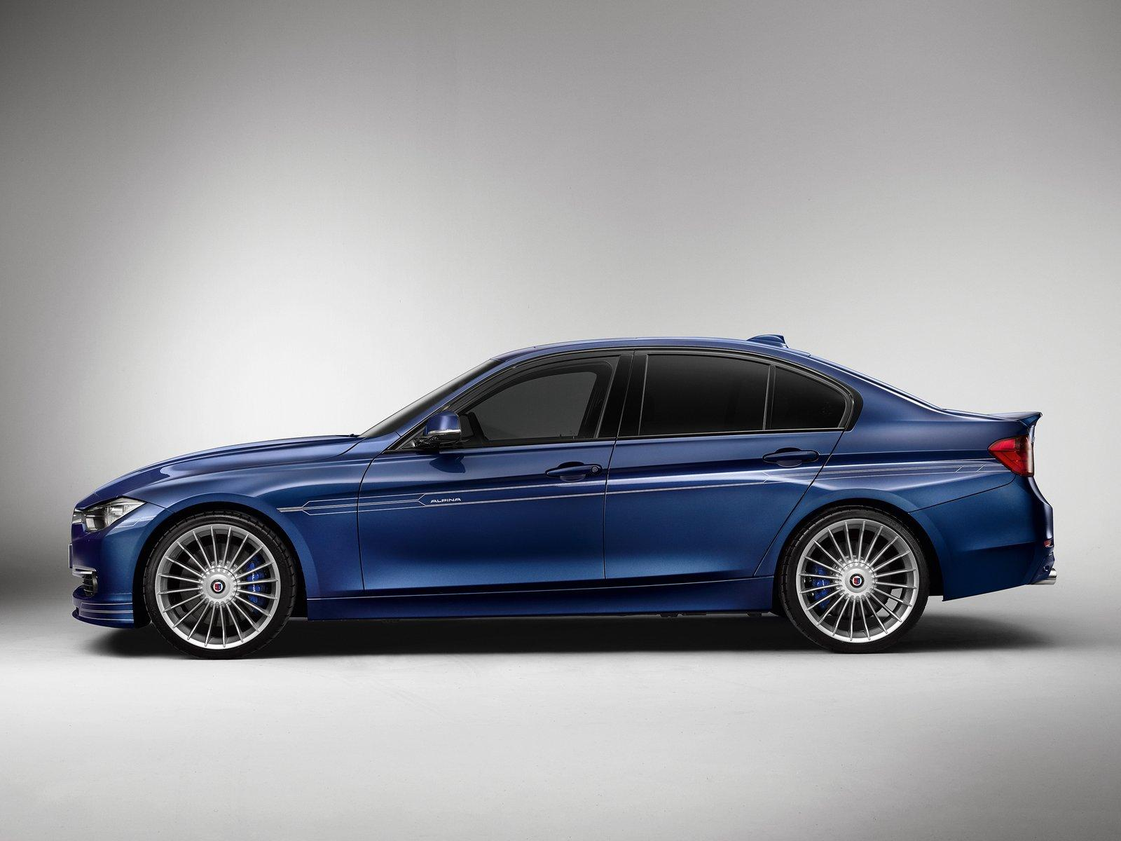 Alpina D3 F30 2013 - now Station wagon 5 door #8