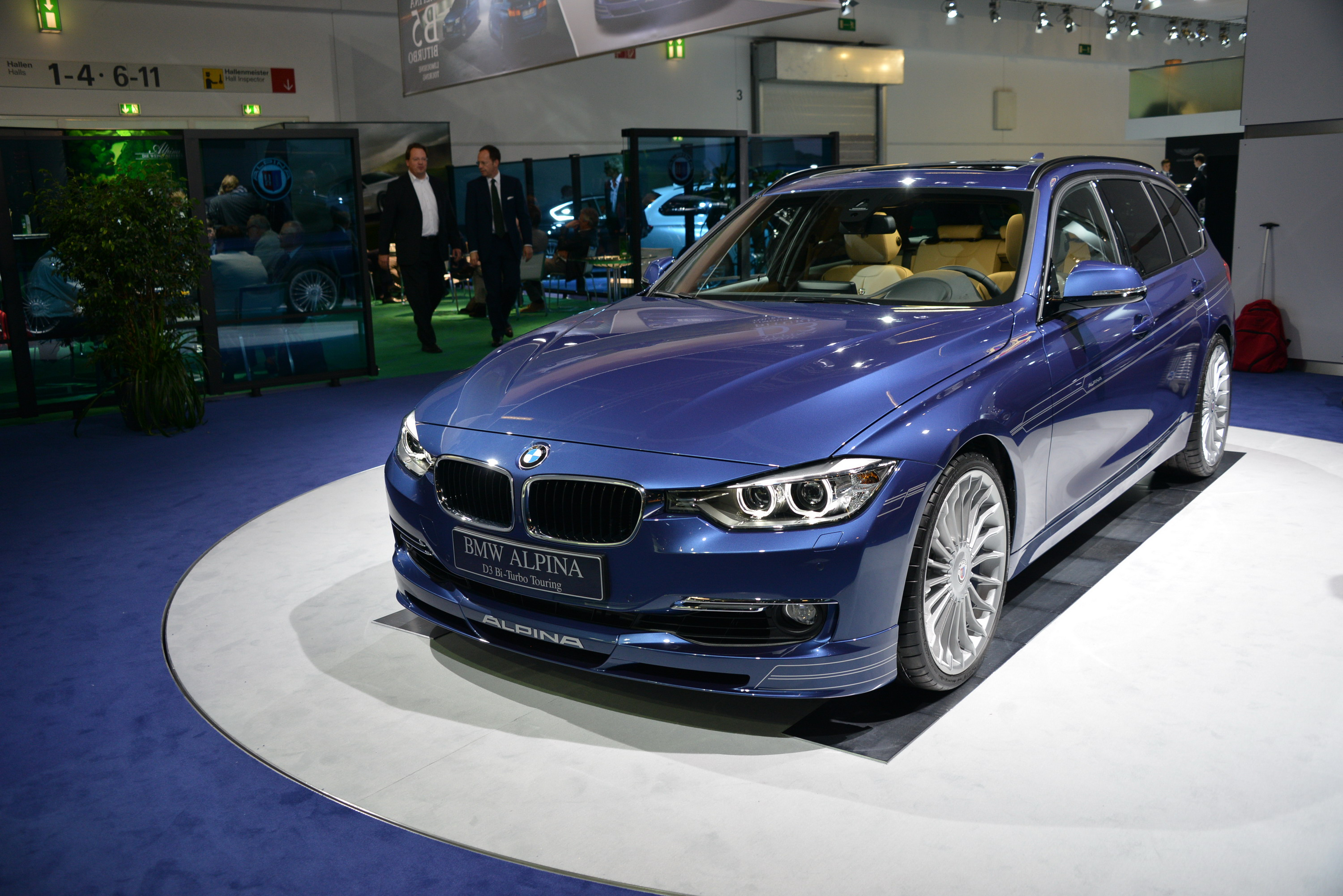Alpina D3 F30 2013 - now Station wagon 5 door #5