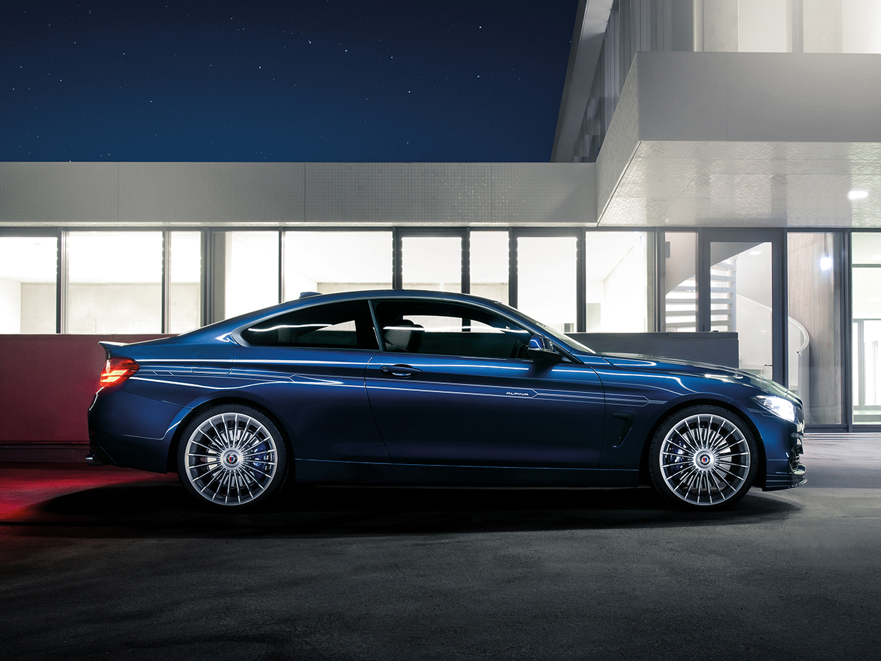 Alpina B4 F32 2013 - now Coupe #7