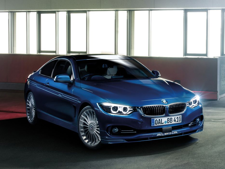 Alpina B4 F32 2013 - now Coupe #5