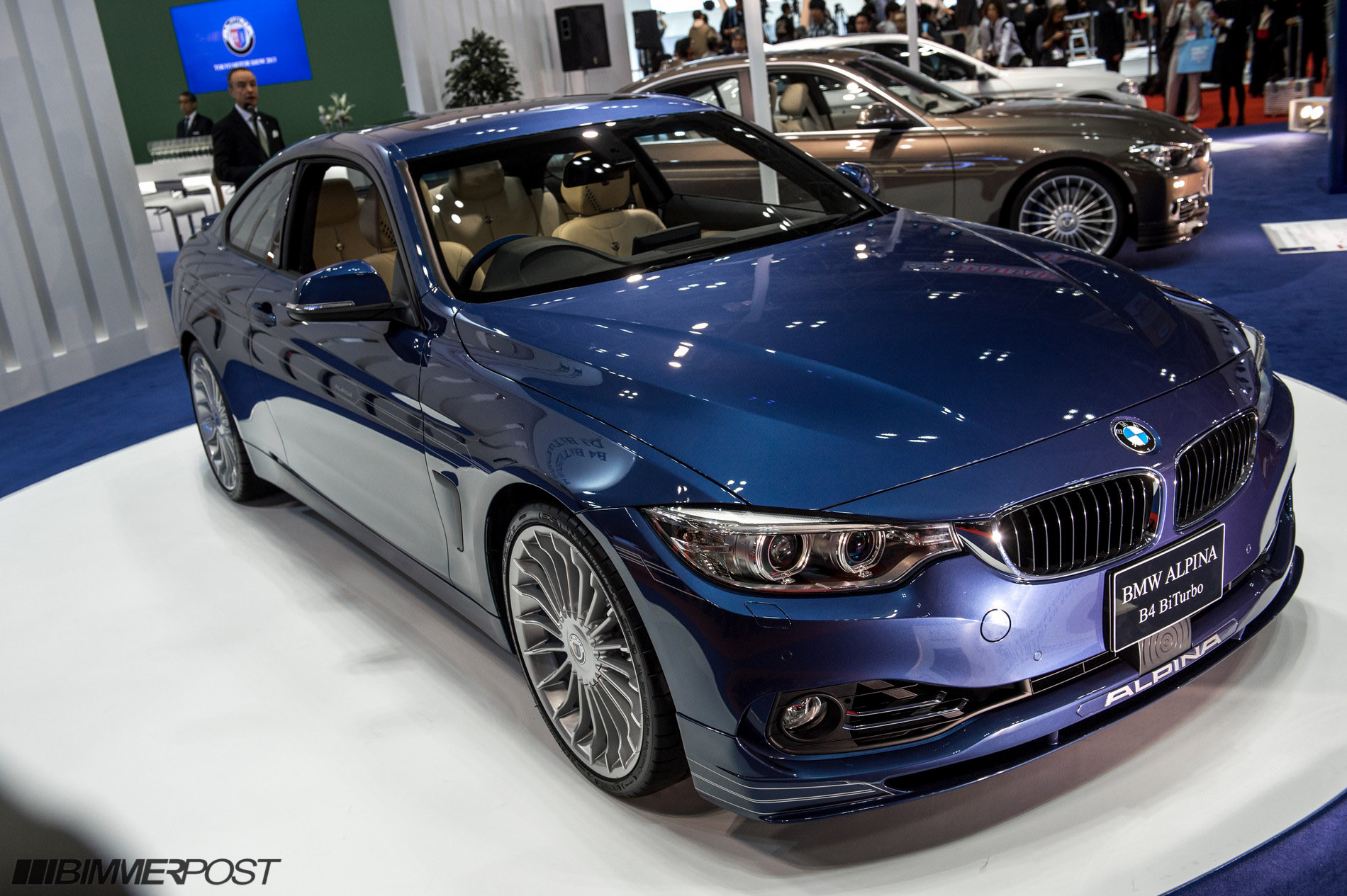 Alpina B4 F32 2013 - now Coupe #4