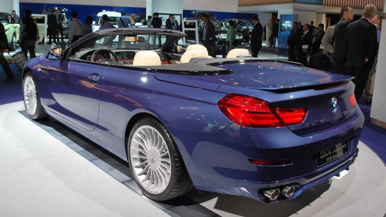 Alpina B6 2015 - now Cabriolet #2