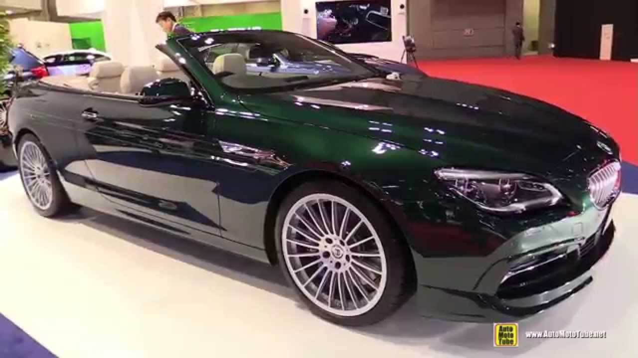 Alpina B6 2015 - now Cabriolet #7