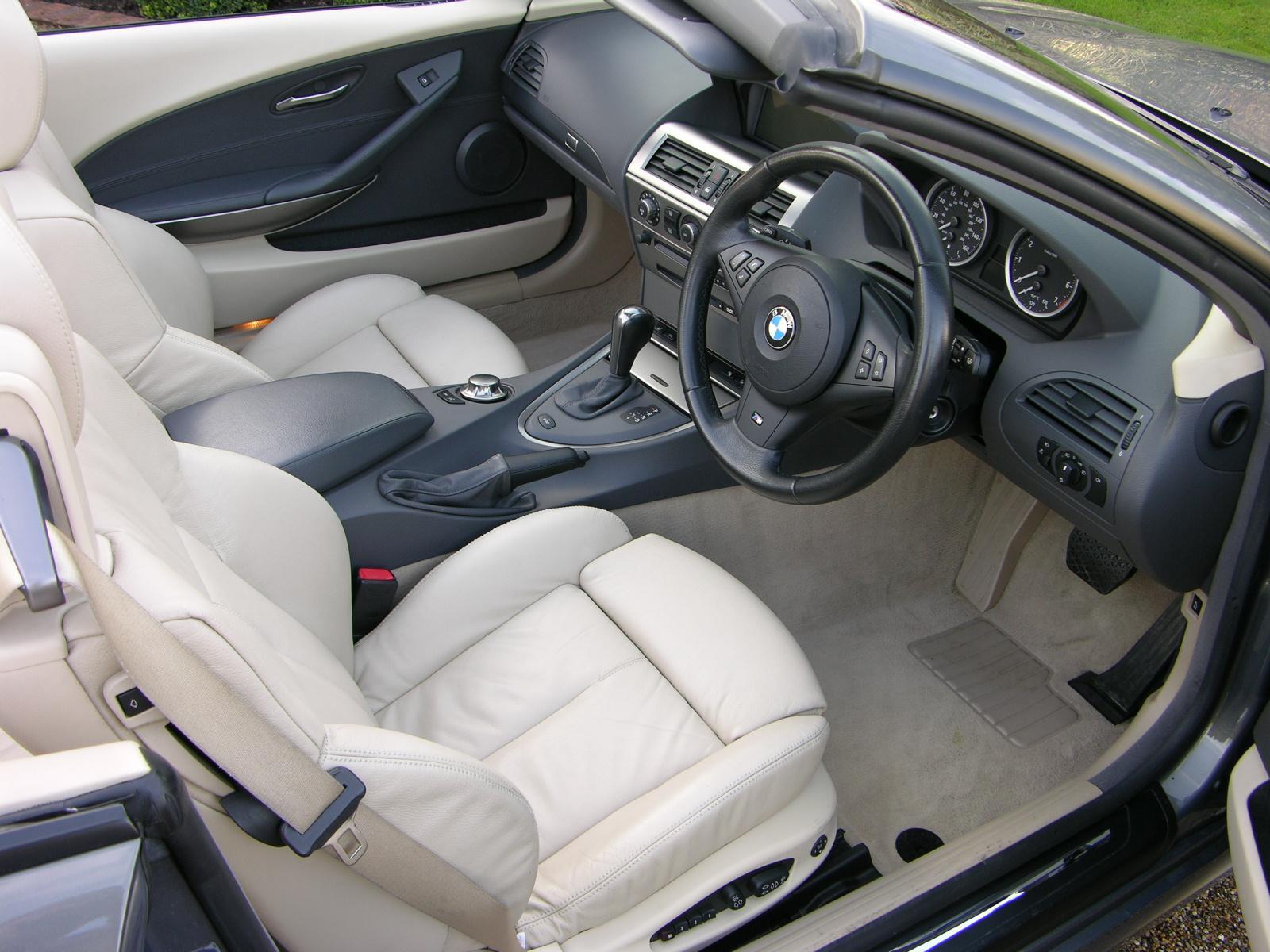 BMW 6 Series II (E63/E64) 2003 - 2007 Cabriolet #8
