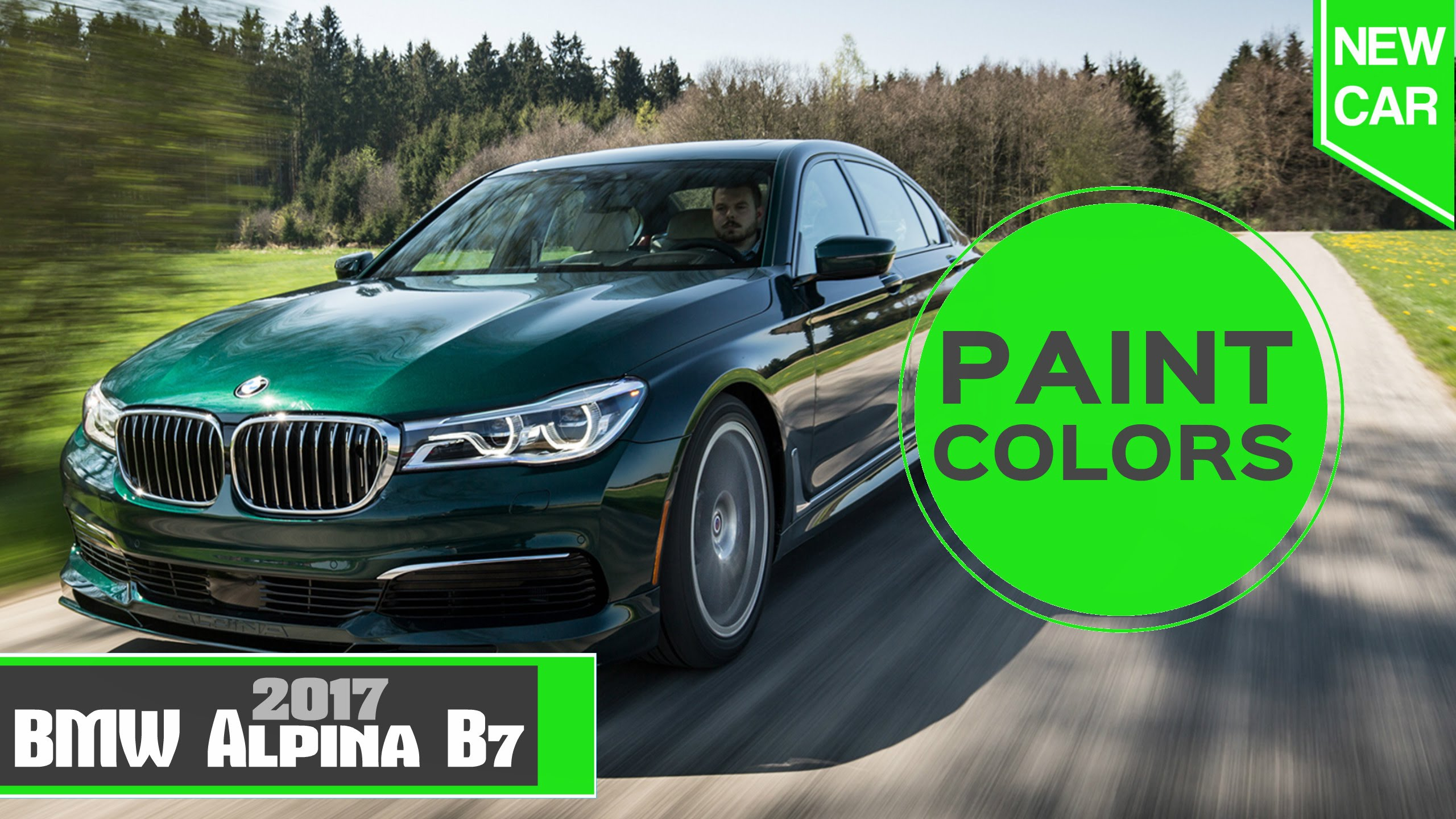 Alpina B7 G11 2016 - now Sedan #2