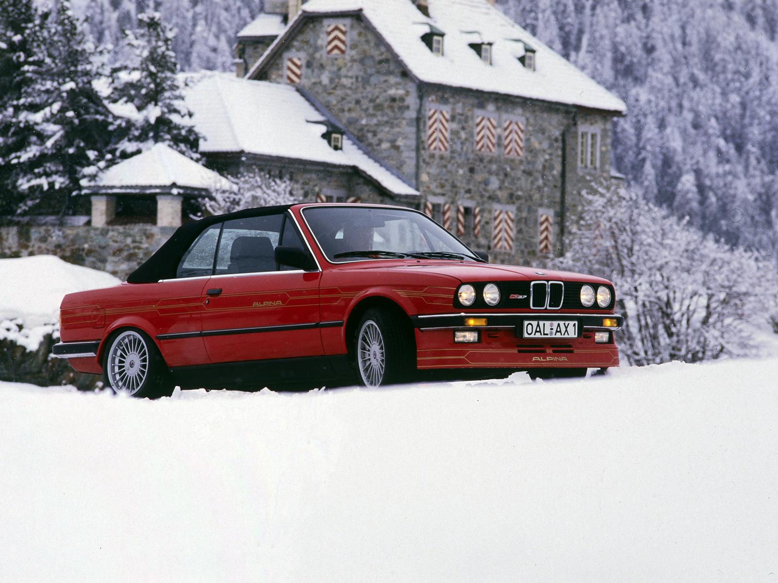 Alpina C2 E30 1985 - 1987 Cabriolet #5