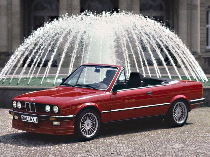 Alpina C2 E30 1985 - 1987 Cabriolet #7