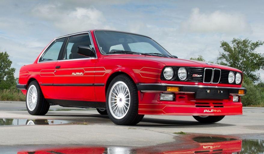Alpina C2 E30 1985 - 1987 Cabriolet #1