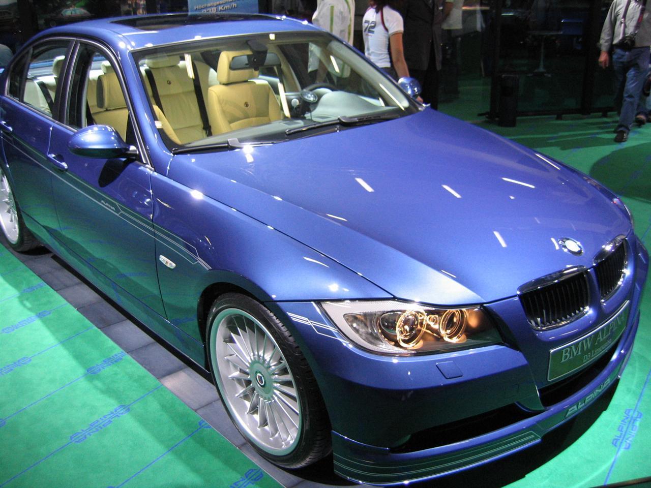 Alpina D3 E90/E92 2005 - 2008 Coupe #6
