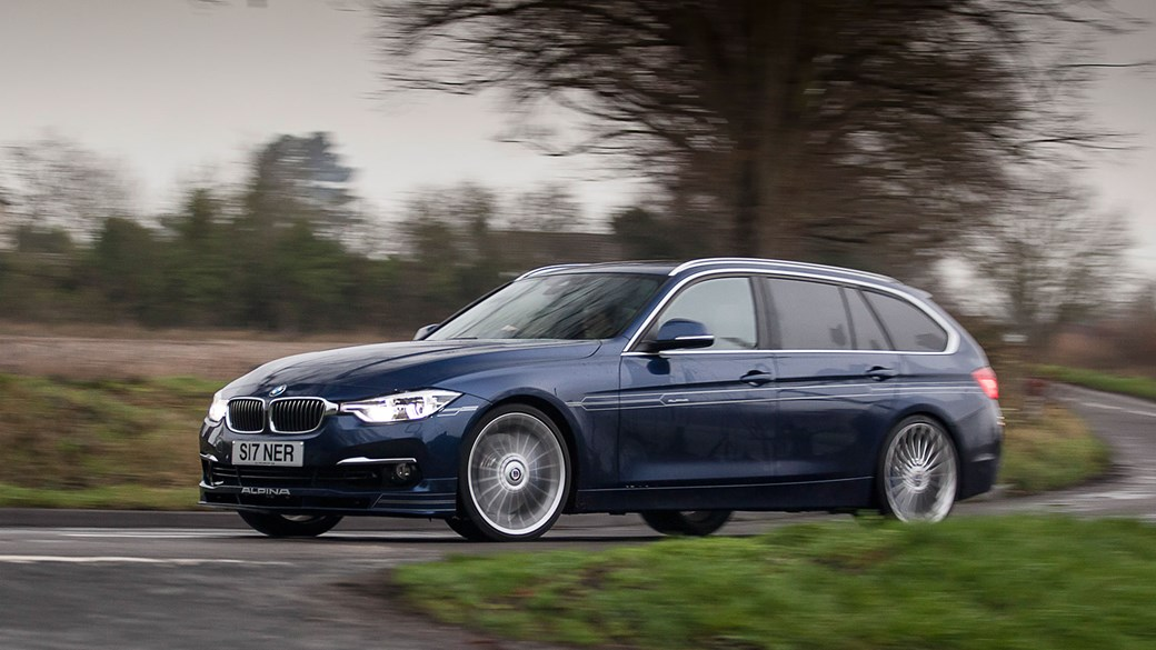 Alpina D3 F30 2013 Now Station Wagon 5 Door Outstanding Cars