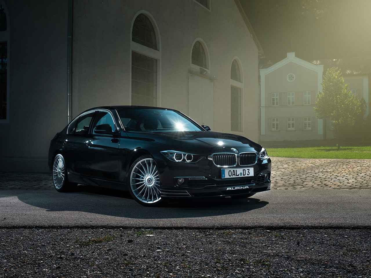 Alpina D3 F30 2013 - now Station wagon 5 door #4