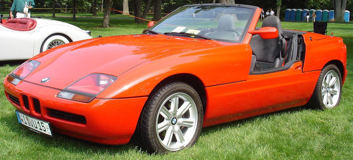 BMW Z1 1989 - 1991 Roadster #8