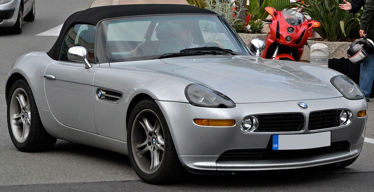 BMW Z8 2000 - 2003 Cabriolet #8