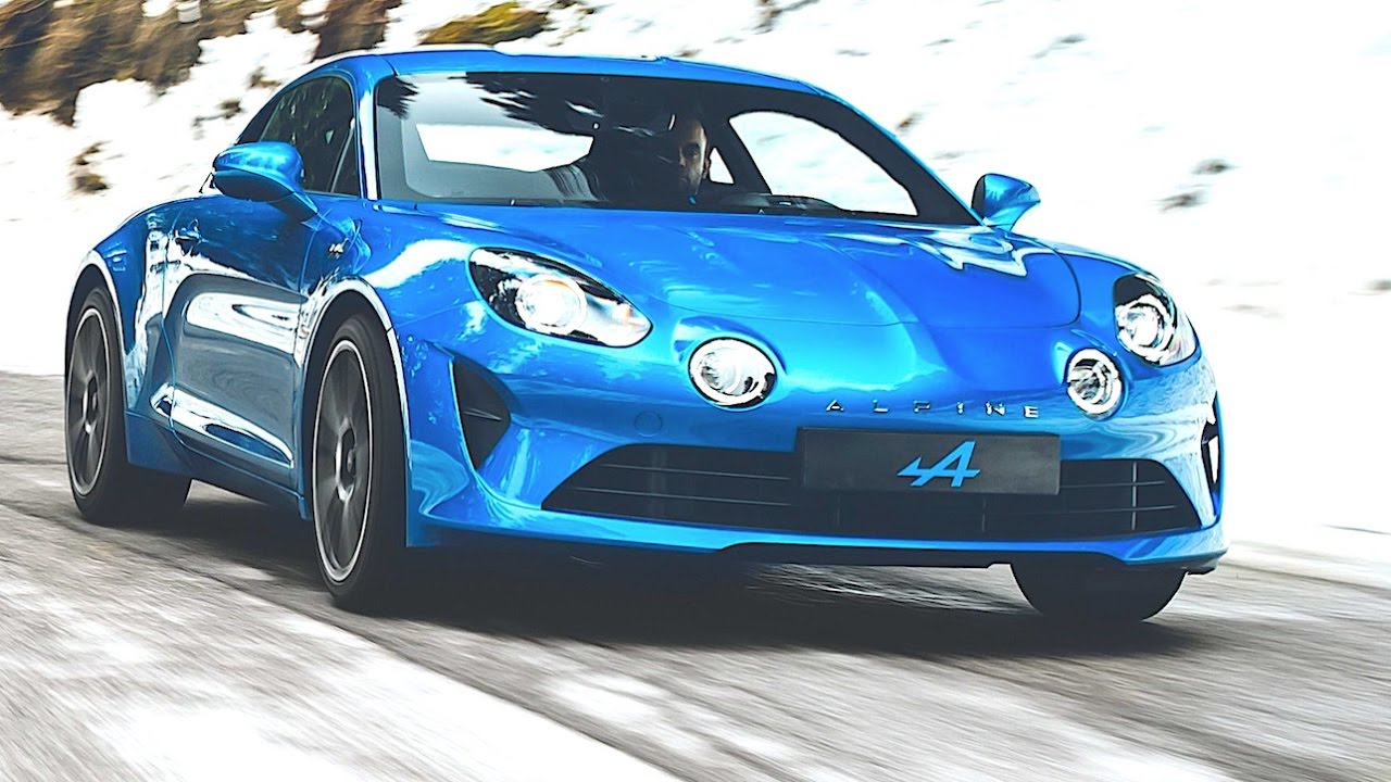 Alpine A110 II 2017 - now Coupe #7