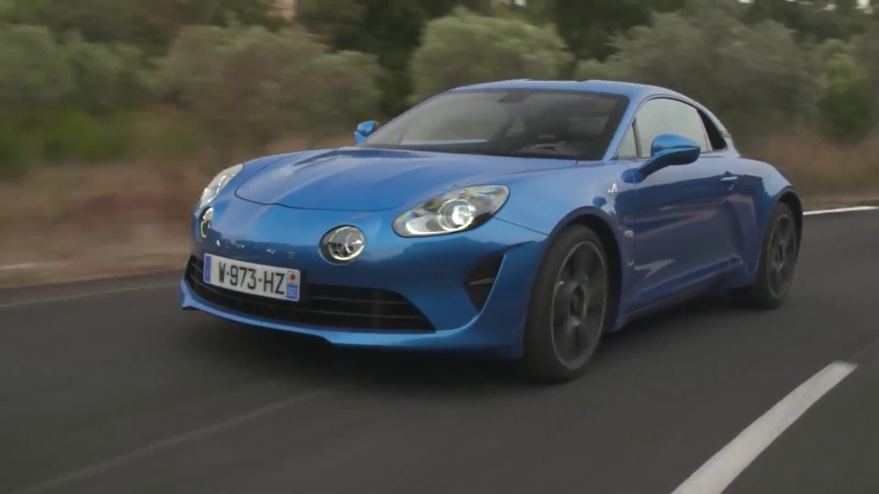 Alpine A110 II 2017 - now Coupe #1