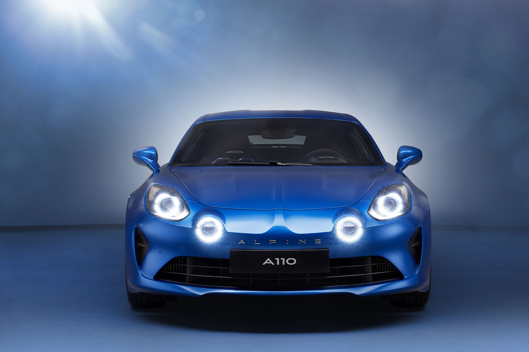 Alpine A110 II 2017 - now Coupe #4
