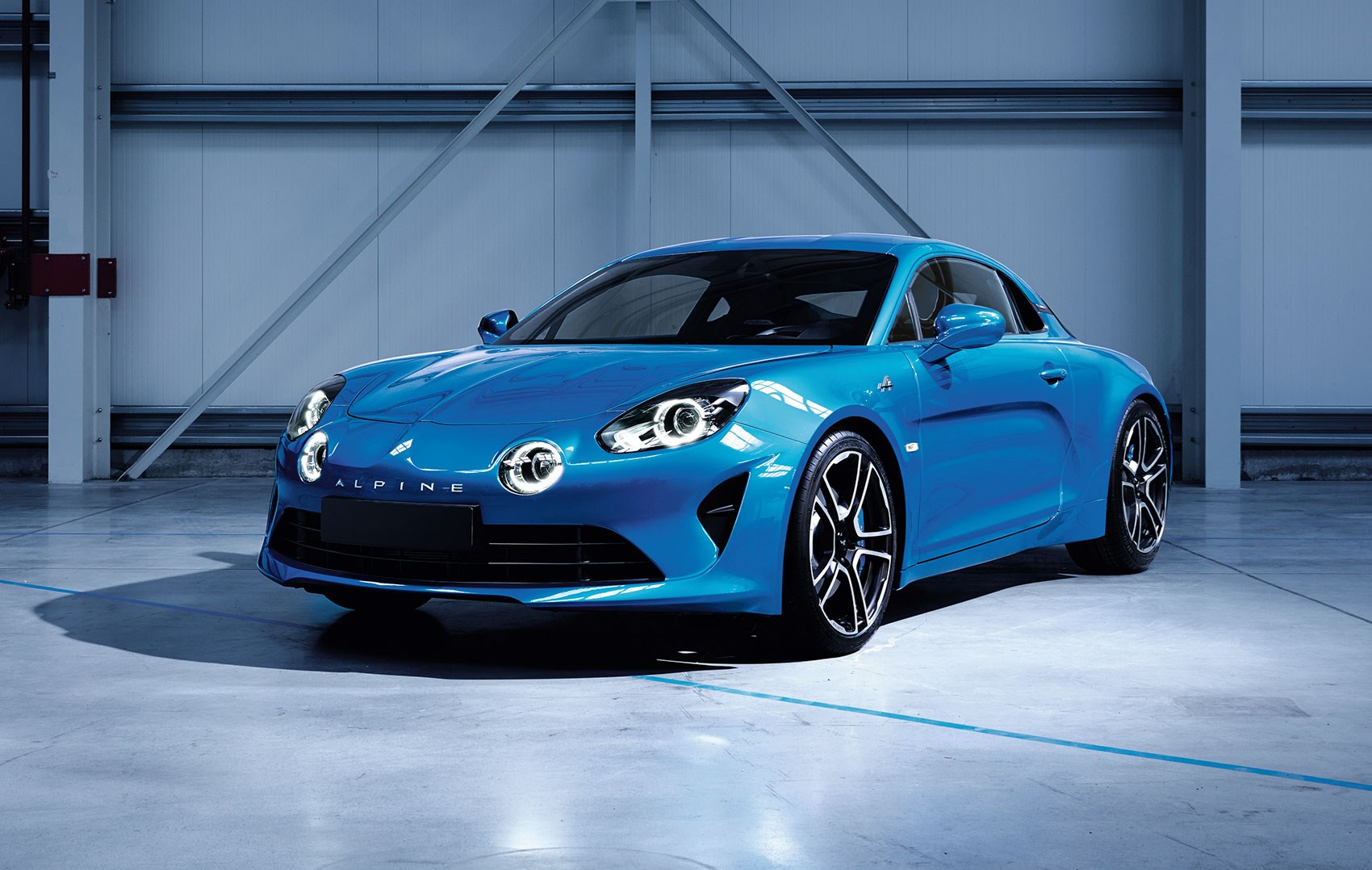 Alpine A110 II 2017 - now Coupe #3