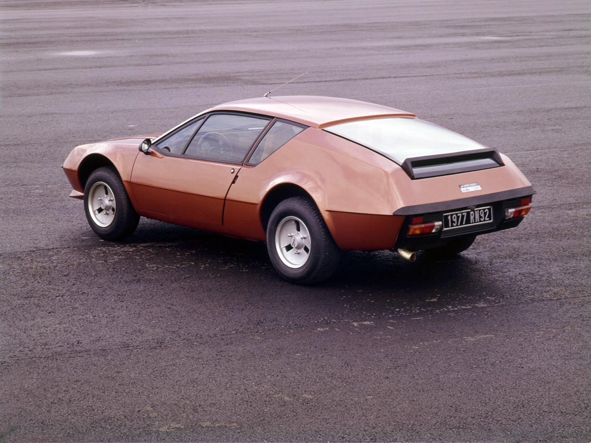 Alpine A310 1971 - 1985 Coupe #3