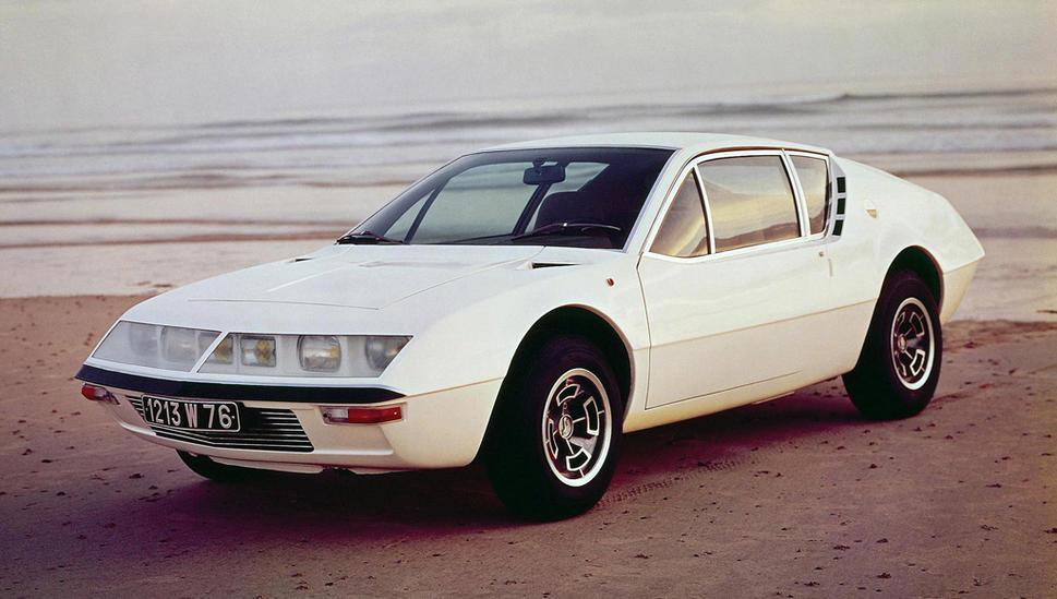 Alpine A310 1971 - 1985 Coupe #4