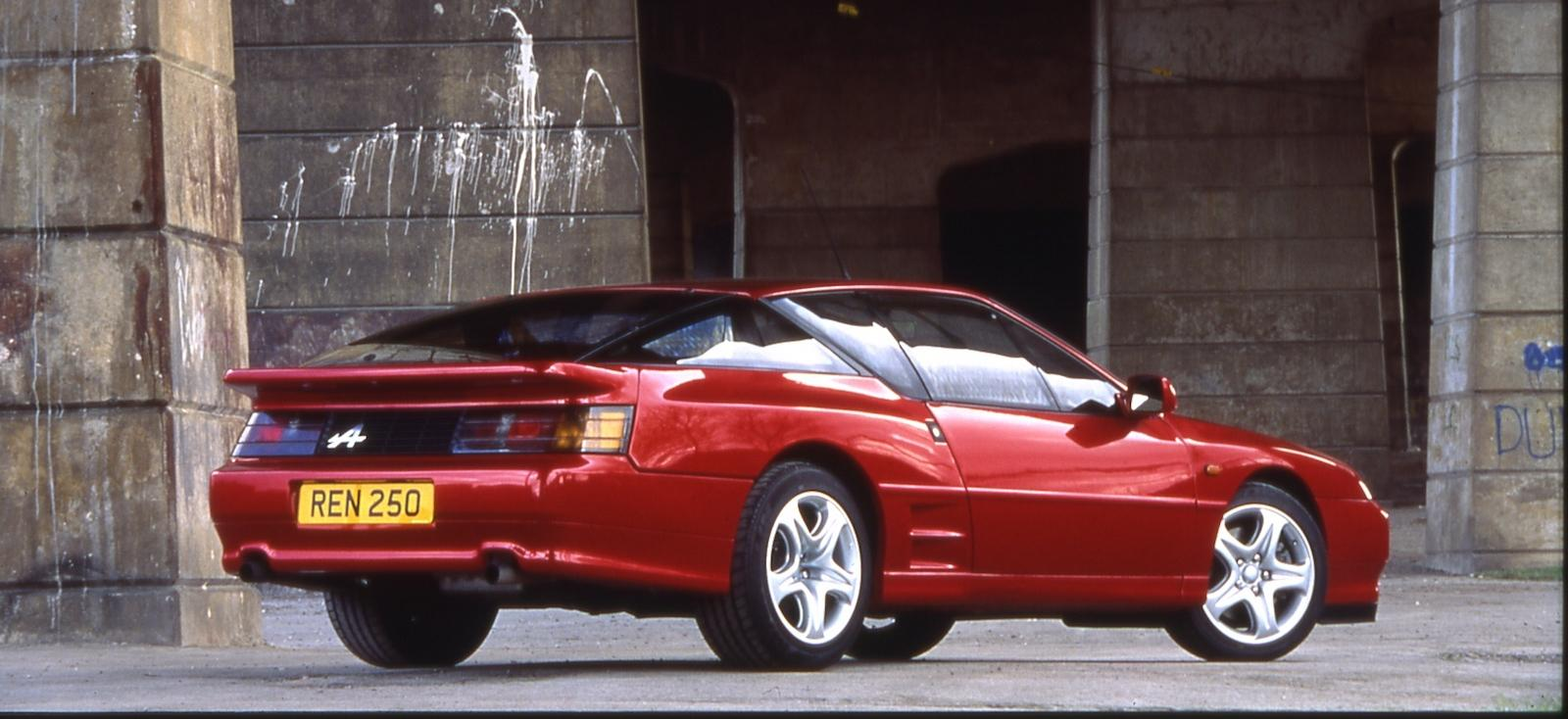 Alpine A610 1991 - 1995 Coupe #7