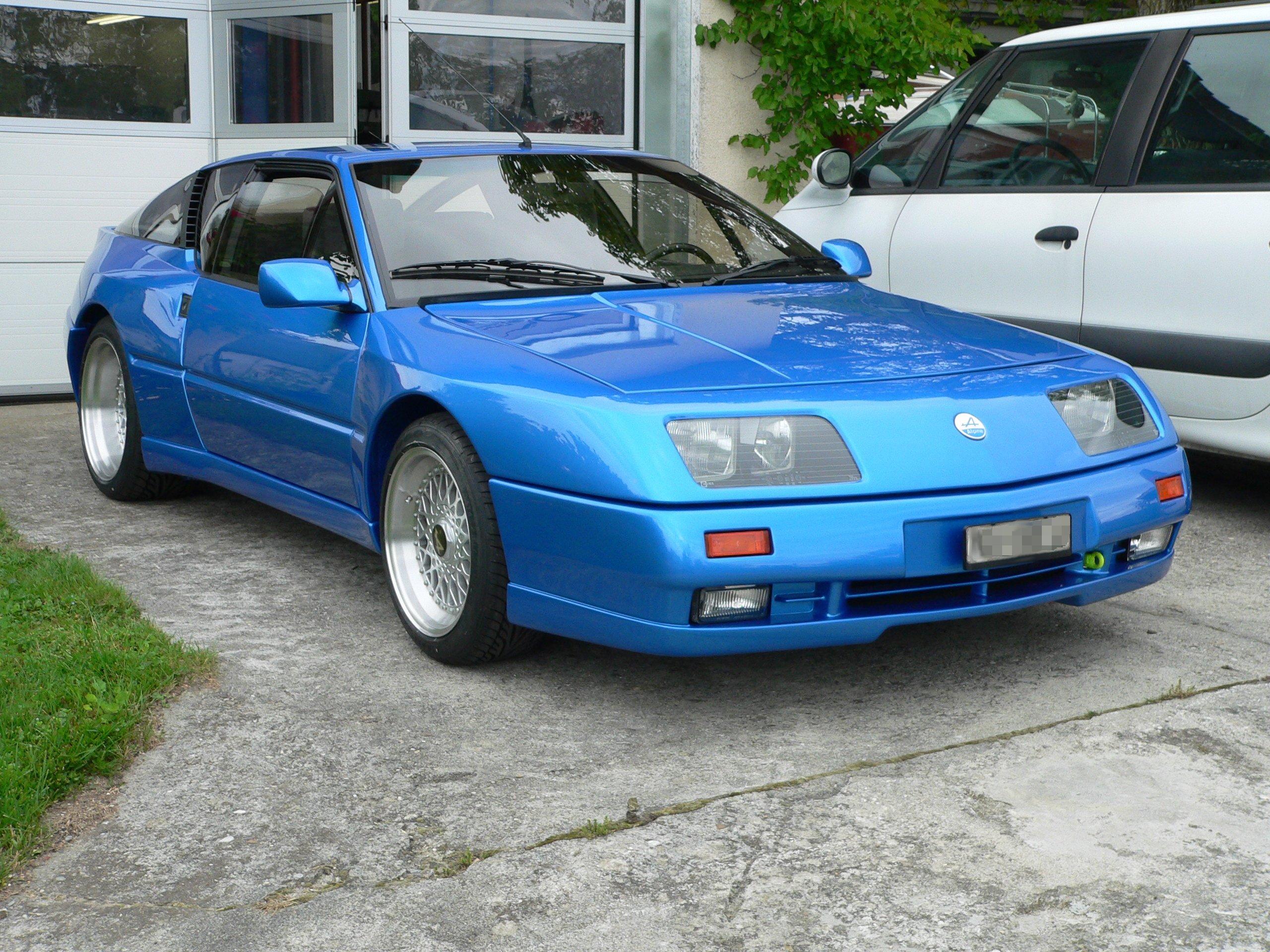 Alpine GTA 1985 - 1990 Coupe #2
