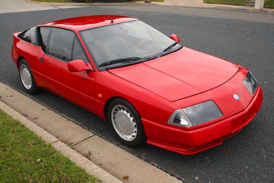 Alpine GTA 1985 - 1990 Coupe #1