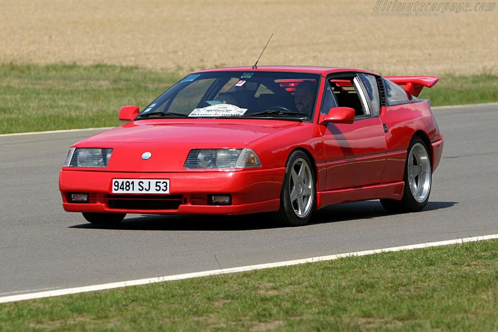 Alpine GTA 1985 - 1990 Coupe #3