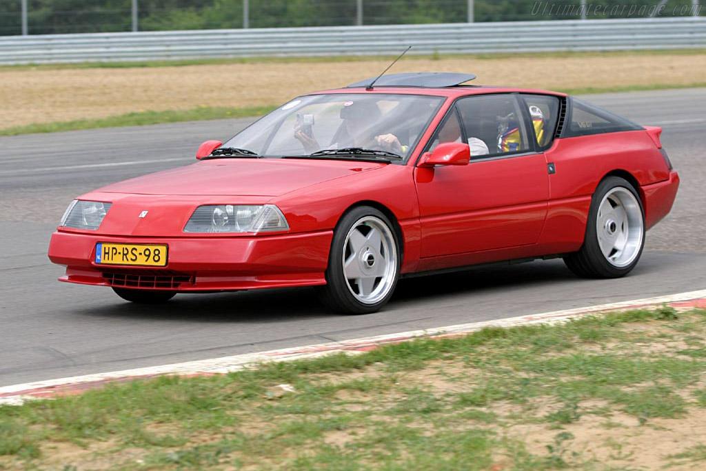 Alpine GTA 1985 - 1990 Coupe #4