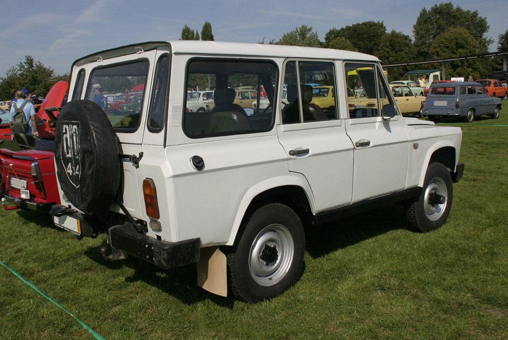 Aro 10 1984 - 2006 SUV #3