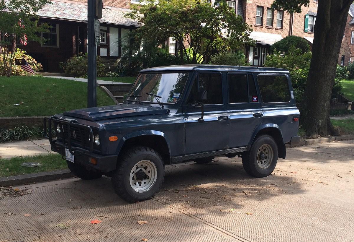 Aro 10 1984 - 2006 SUV #1