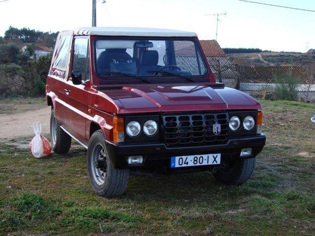 Aro 10 1984 - 2006 SUV #2