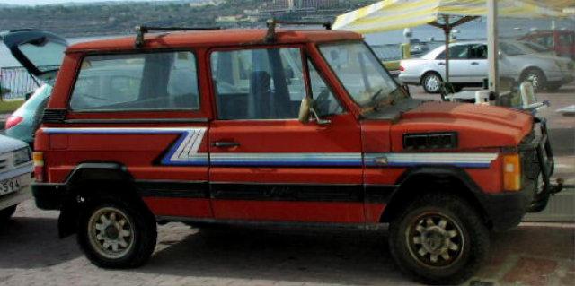 Aro 10 1984 - 2006 SUV #6