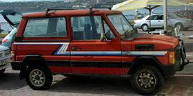 Aro 10 1984 - 2006 SUV #7