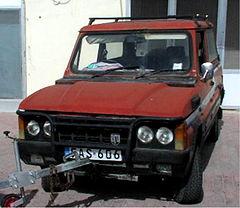 Aro 10 1984 - 2006 SUV #5