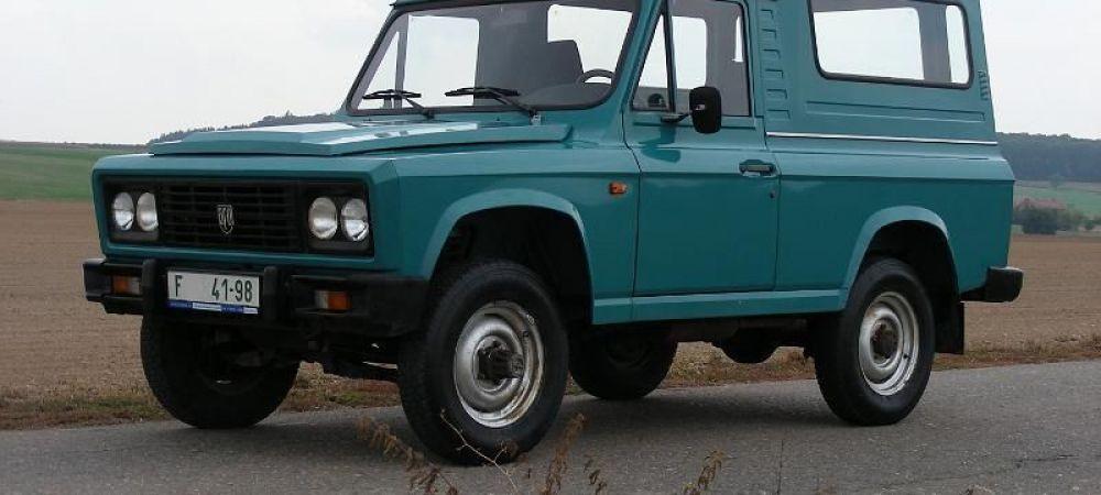 Aro 10 1984 - 2006 SUV #4