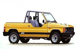 Aro 10 1984 - 2006 SUV #8