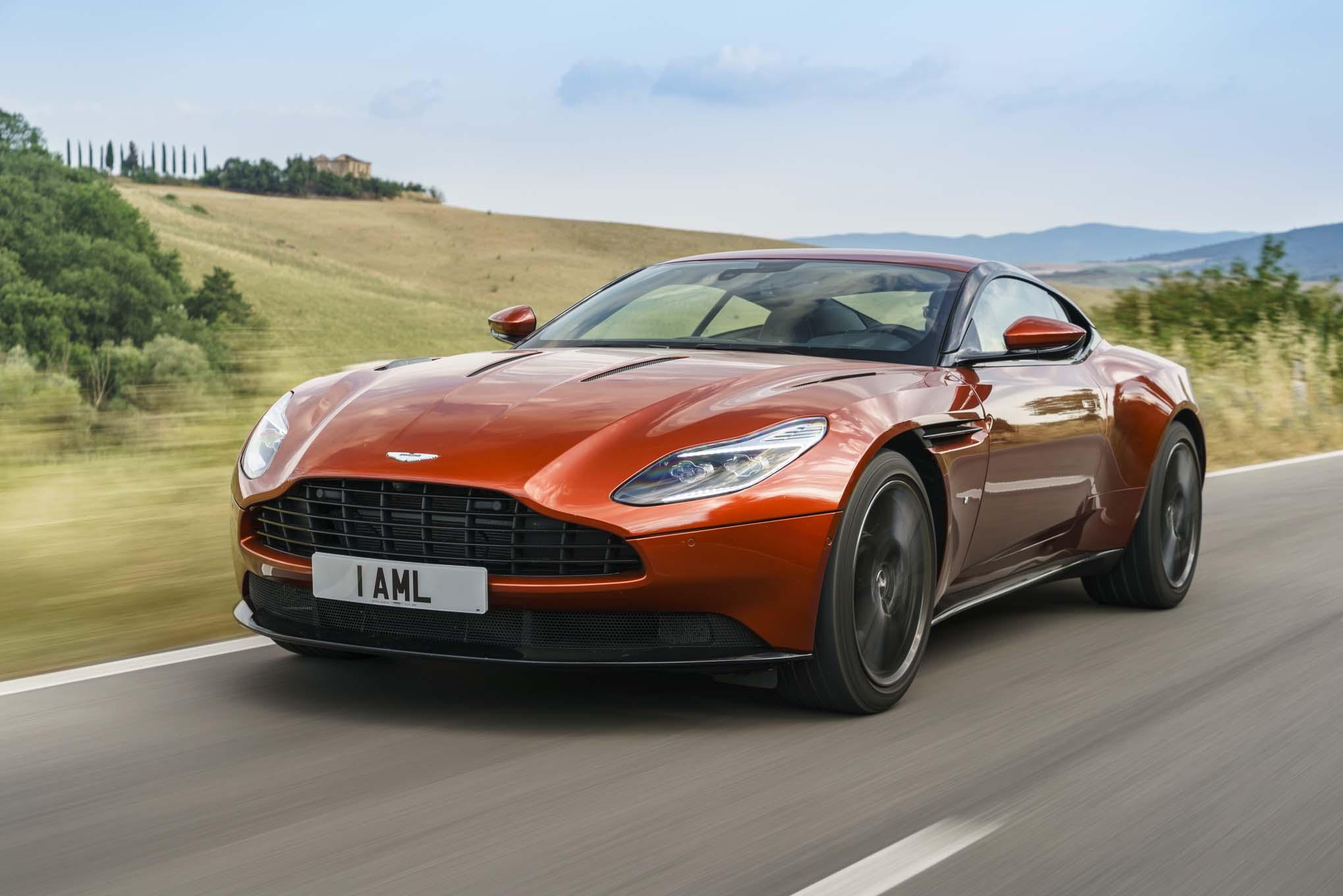 Aston Martin DB11 I 2016 - now Cabriolet #7