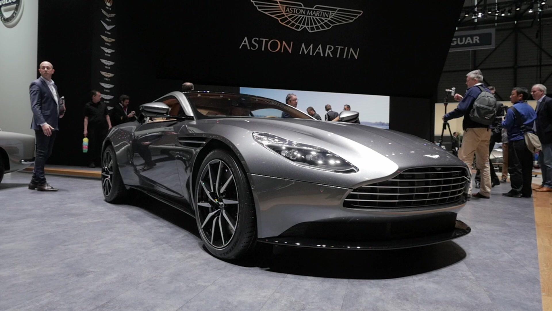 Aston Martin DB11 I 2016 - now Cabriolet #4