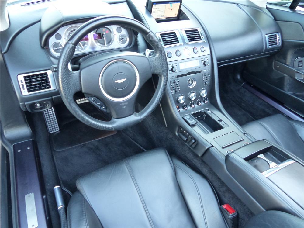 Aston Martin DB9 I 2003 - 2008 Cabriolet #7